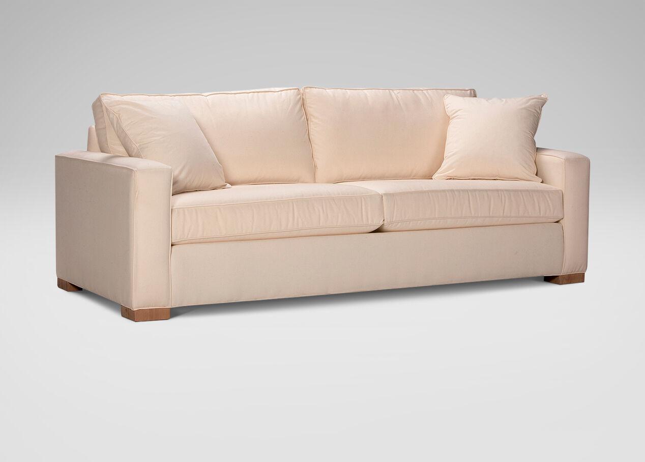 Ethan allen hudson sofa 124 best living room images on for Ethan allen hudson sofa