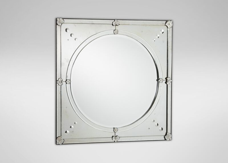 Contemporary Venetian Mirror ,  , large_gray