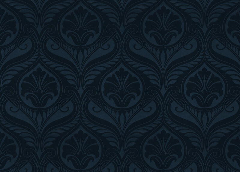 Vanessa Navy Fabric by the Yard ,  , large_gray