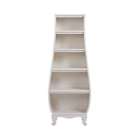 Neverland Bombé Bookcase ,  , large