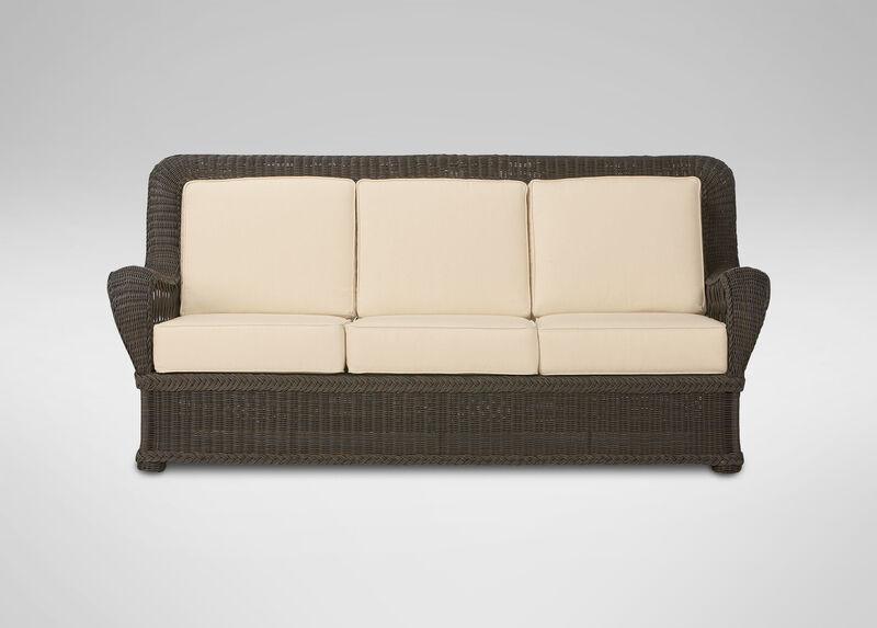 Lakehouse Sofa , Hatcher Oatmeal (P4233) , large_gray