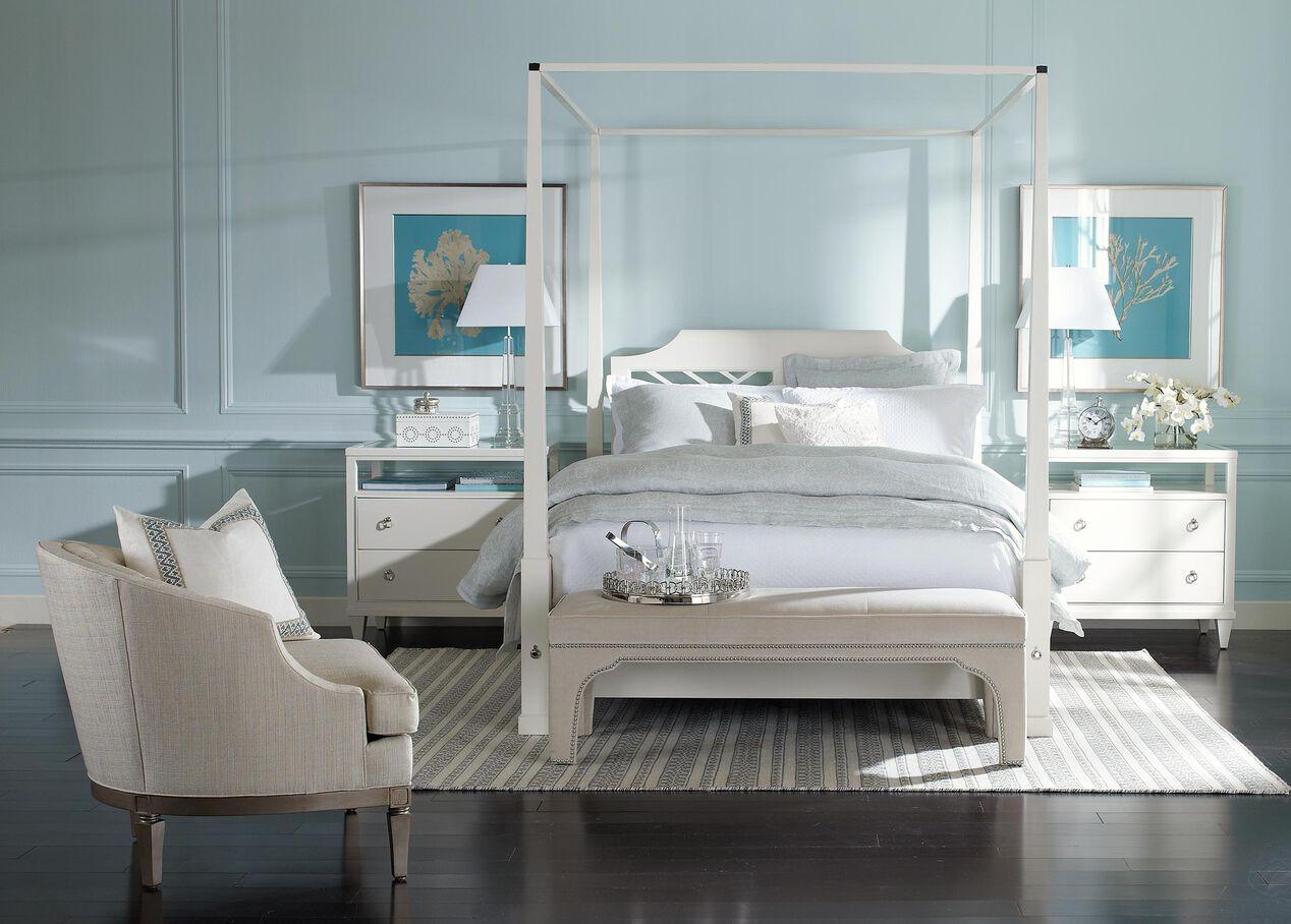 Ethan allen platform bed - Hayward Bed Alt