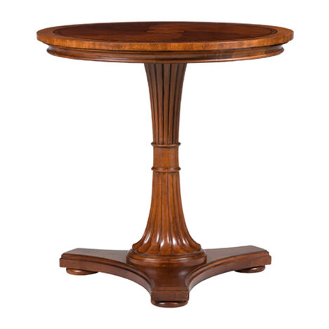 Upton Pedestal Table ,  , large