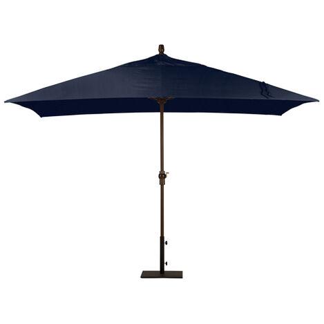 Indigo Rectangular Market Umbrella ,  , large