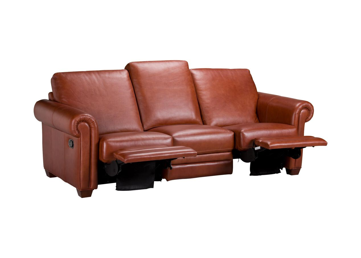 conor leather incliner sofas loveseats disassemble recliner