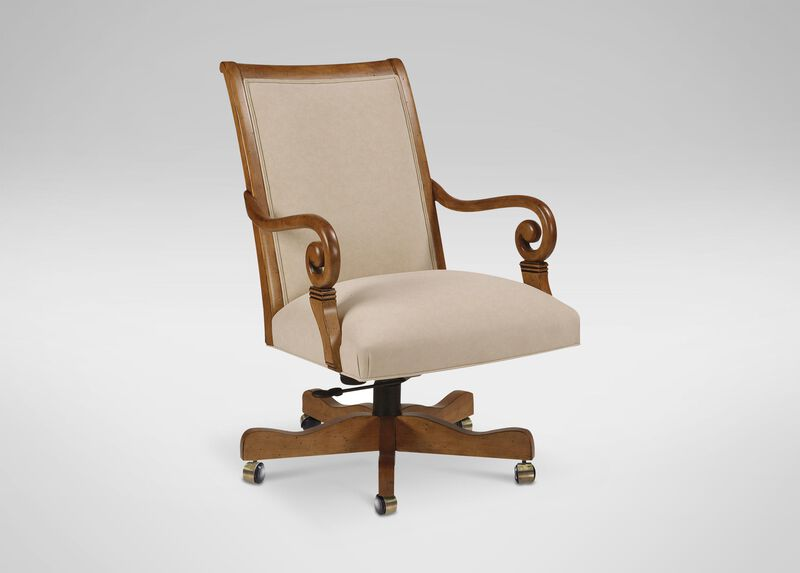 Marcelle Desk Chair Ethan Allen