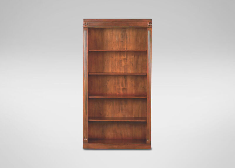 Crawford Medium Bookcase ,  , large_gray