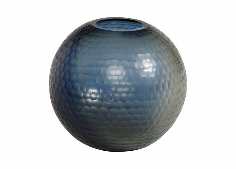 Small Brayton Indigo Vase ,  , large_gray