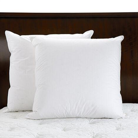 Hypoallergenic Down-Alternative Euro Pillow ,  , large