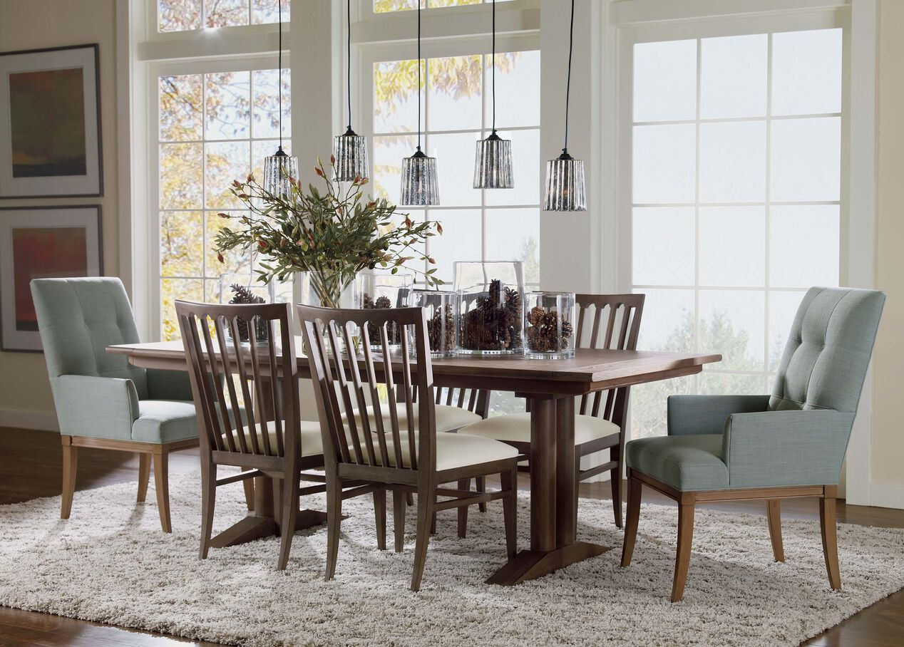 sayer extension dining table | dining tables