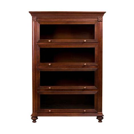 Marshall Barrister Bookcase ,  , large