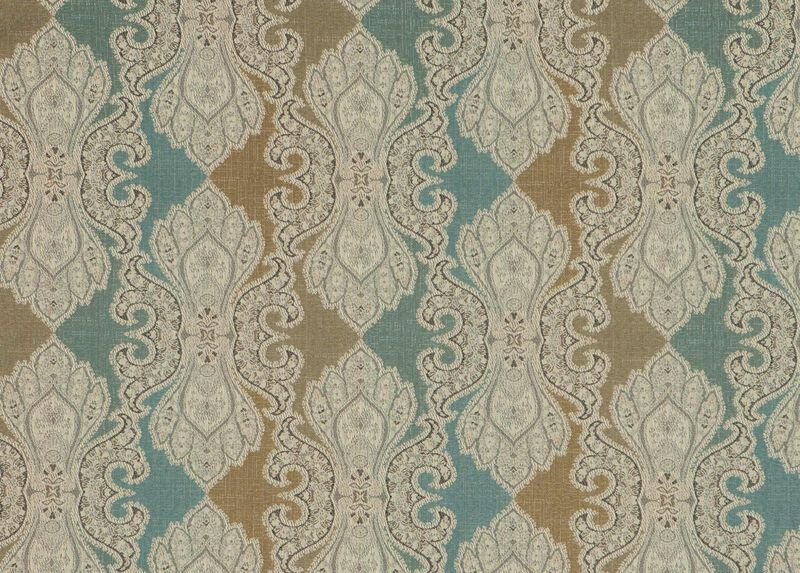 Kenzie Spa Fabric by the Yard ,  , large_gray