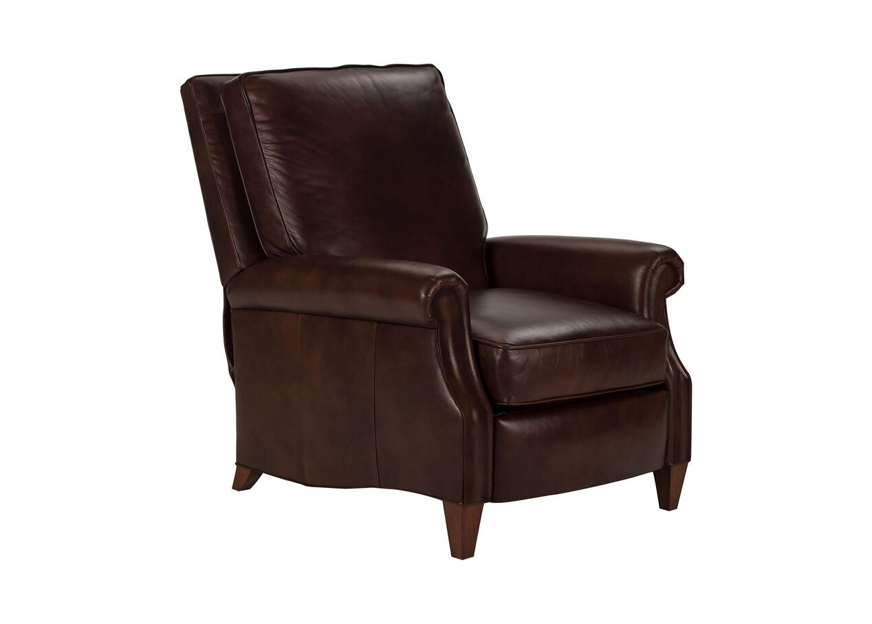 Colburn leather recliner recliners for Living room with two recliners