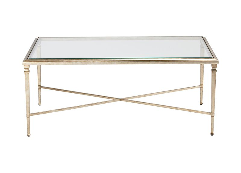 Rectangular Heron Coffee Table ,  , large_gray