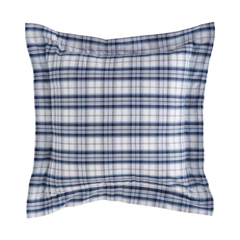 "Bryson Plaid 18"" Pillow ,  , large"