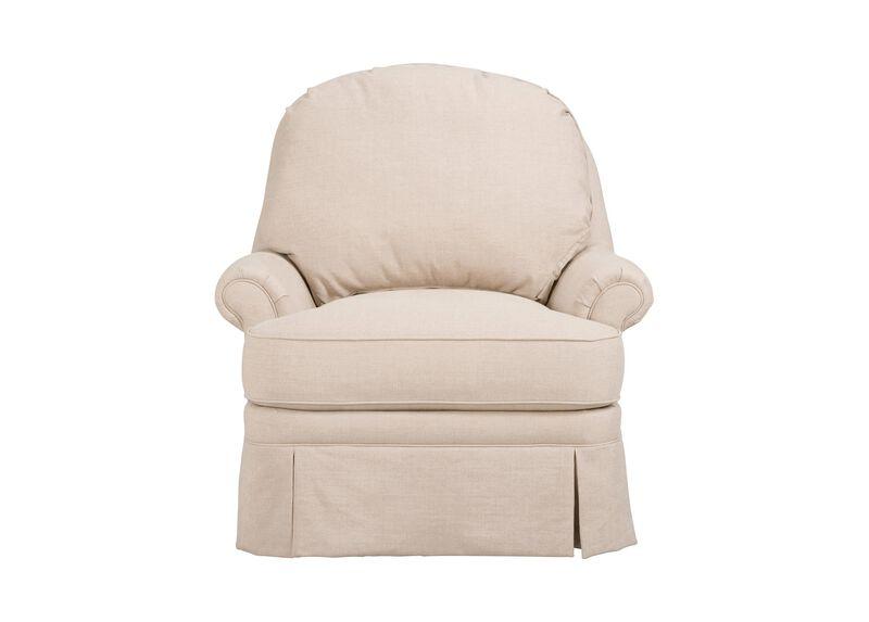 Charlotte Swivel Chair ,  , large_gray