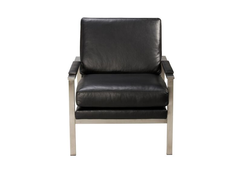 Jericho Leather Chair ,  , large_gray