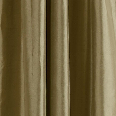 Seedling Green Satin Dupioni Fabric ,  , large