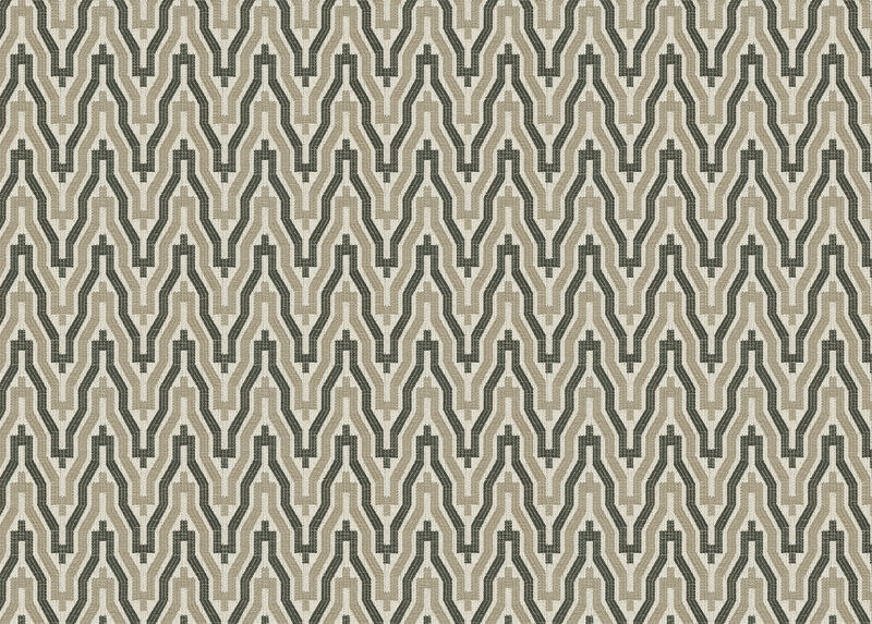 Kasuri Graphite Fabric by the Yard ,  , large_gray