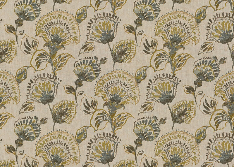Daphne Leaf Fabric by the Yard ,  , large_gray