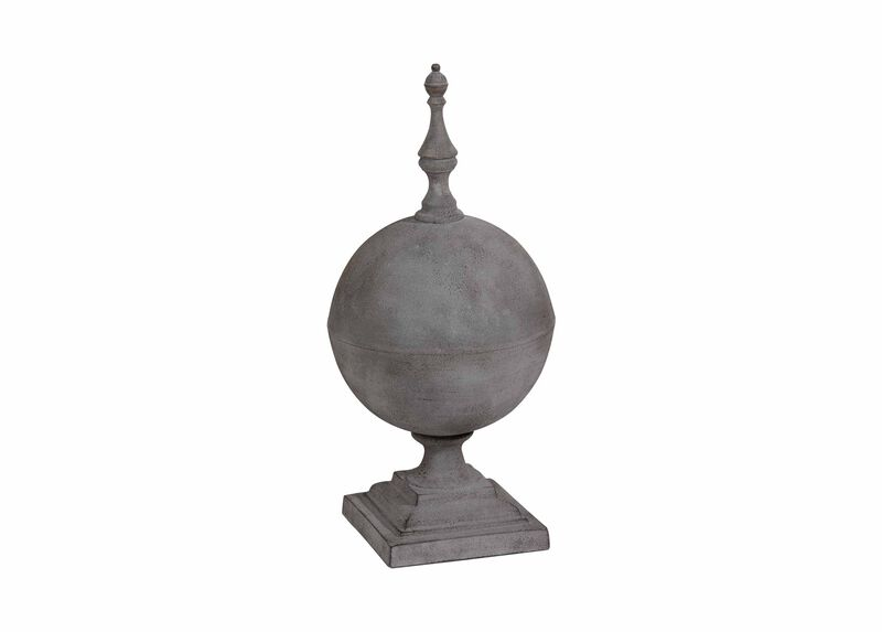 Large Garden Orb ,  , large_gray