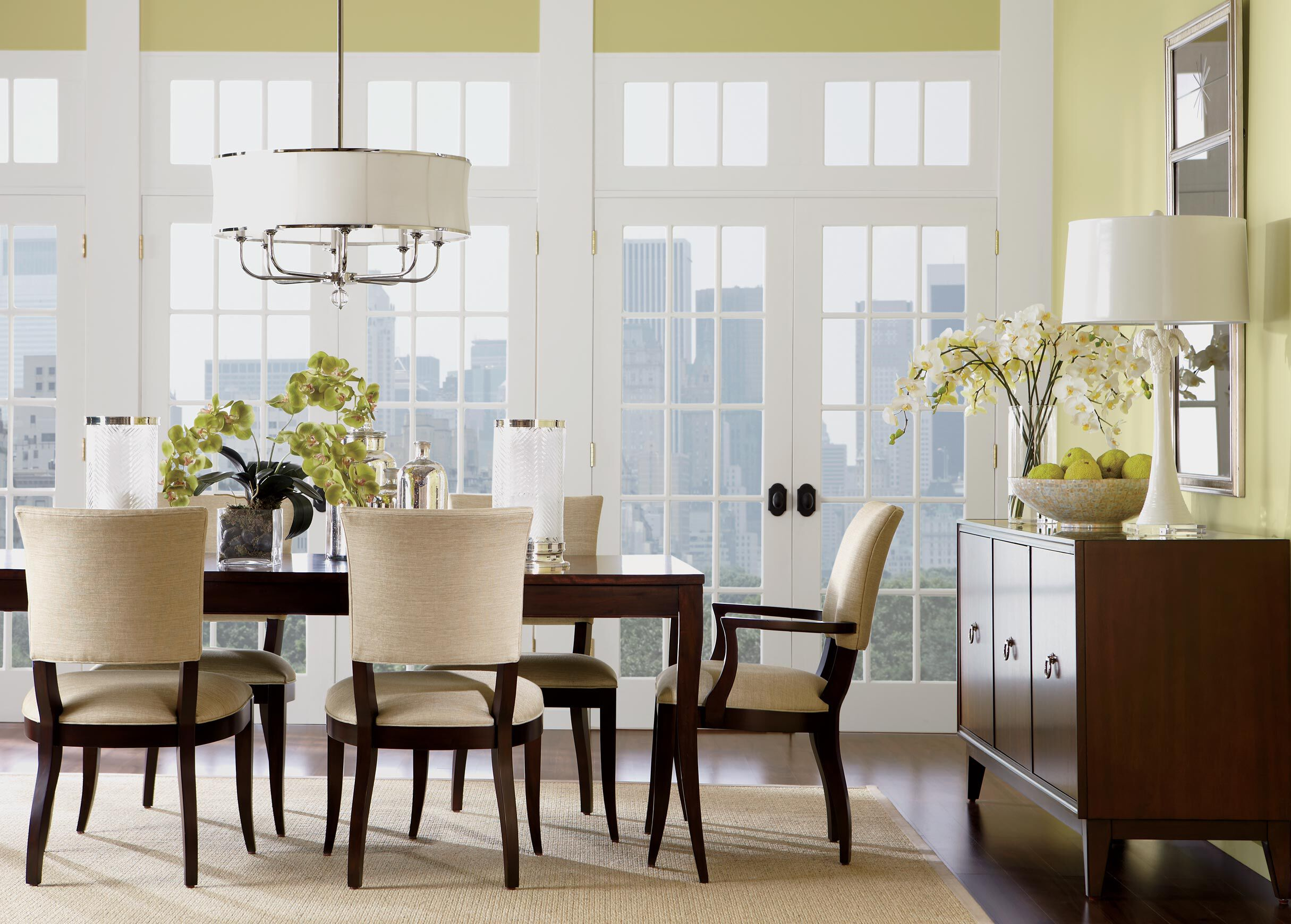 Barrymore Dining Table Dining Tables  Ethan Allen Dining Room Chairs