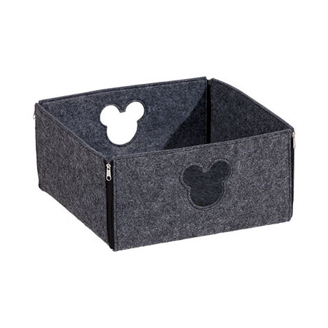Small Fantastic Felt Square Basket ,  , large