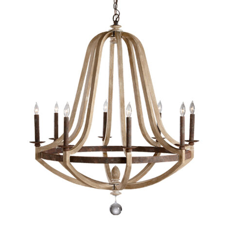 Grand Geneva Chandelier ,  , large