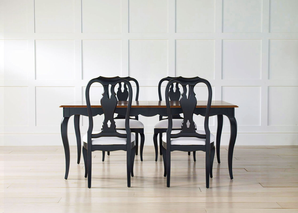 Juliette Dining Table Dining Tables - 6ft dining table and chairs
