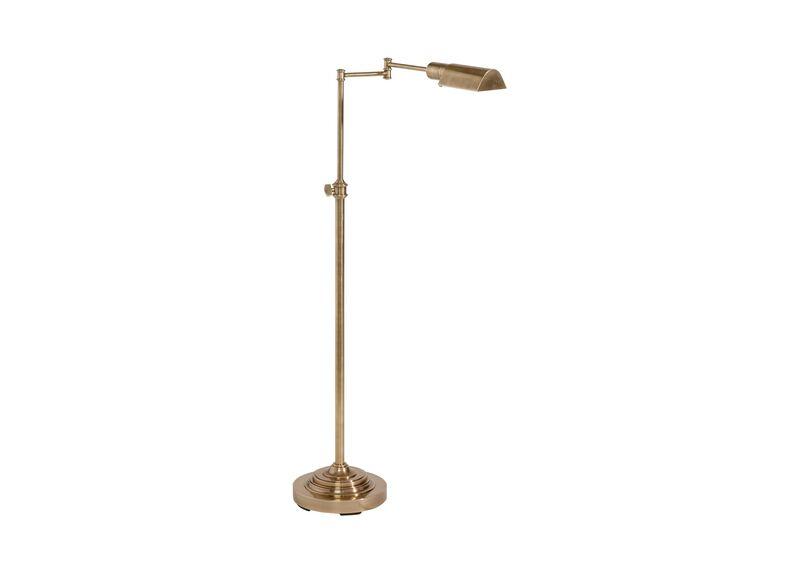 Brass Pharmacy Floor Lamp ,  , large_gray