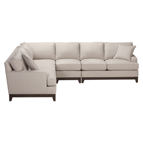 Arcata Four Piece Sectional, Quick Ship ,  , large
