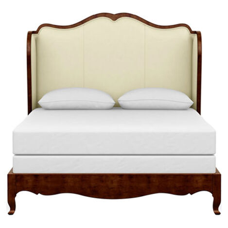 Beau Leather Bed ,  , large