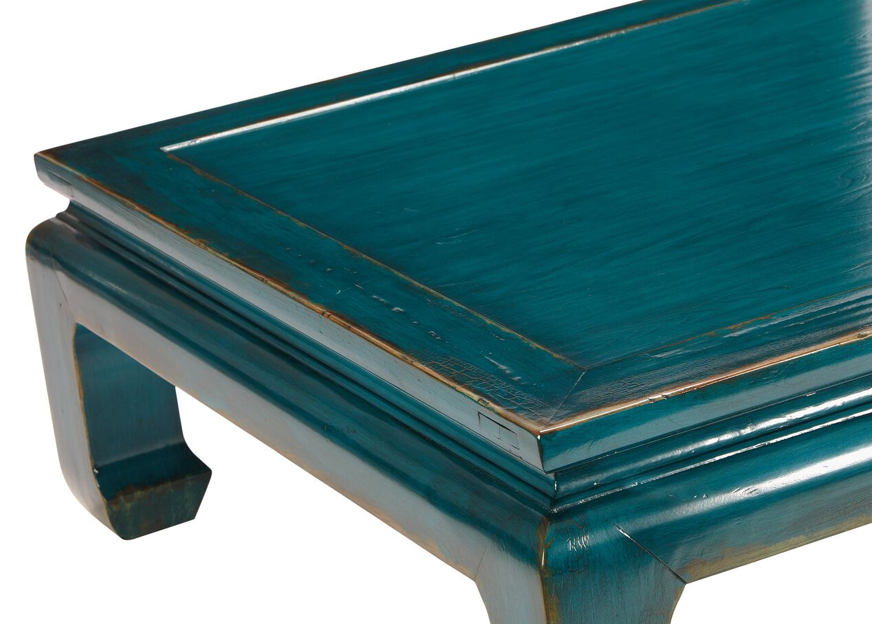 dynasty square coffee table | coffee tables