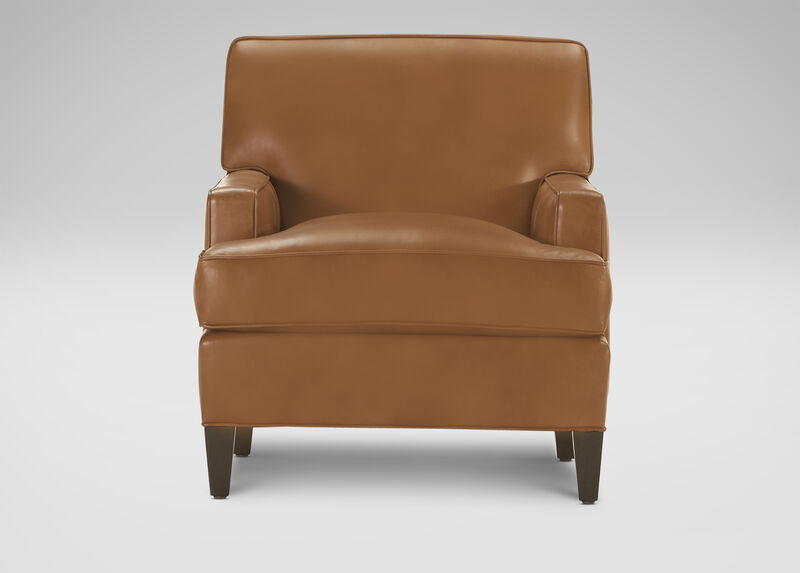 Bryant Leather Chair ,  , large_gray
