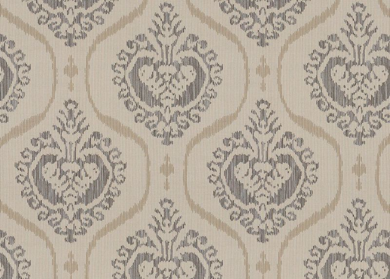 Michela Pewter Fabric by the Yard ,  , large_gray