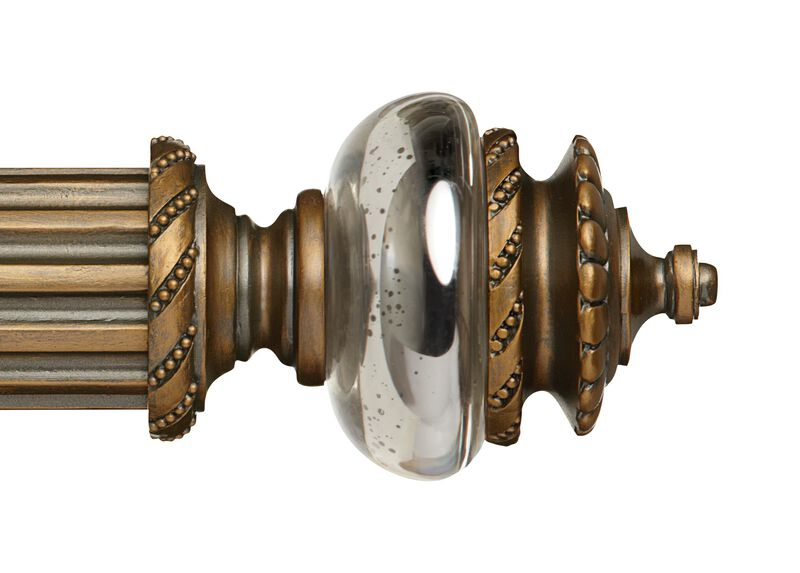 Adelaide Mercury Glass Hardware, Rose Gold ,  , large_gray