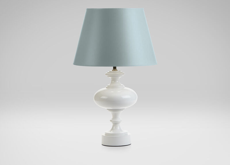 Brock Robin's Egg Blue Table Lamp ,  , large_gray