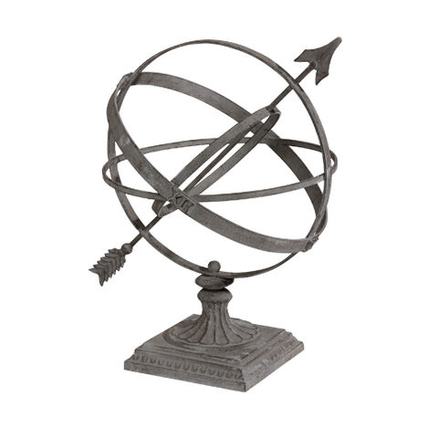 Weathered Armillary ,  , large