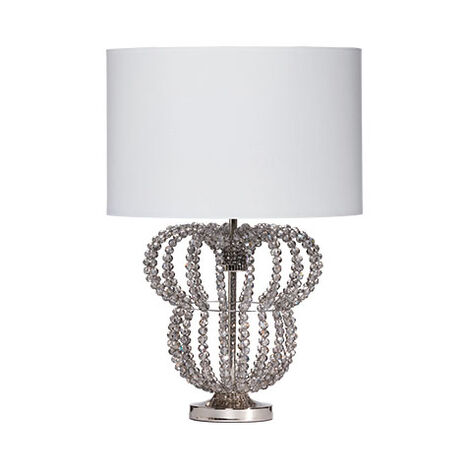 Minnie Beaded Accent Lamp ,  , large