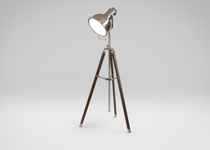 Retro Photographer's Floor Lamp ,  , large_gray