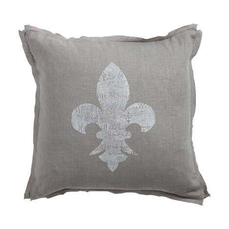 Fleur de Lis Pillow ,  , large