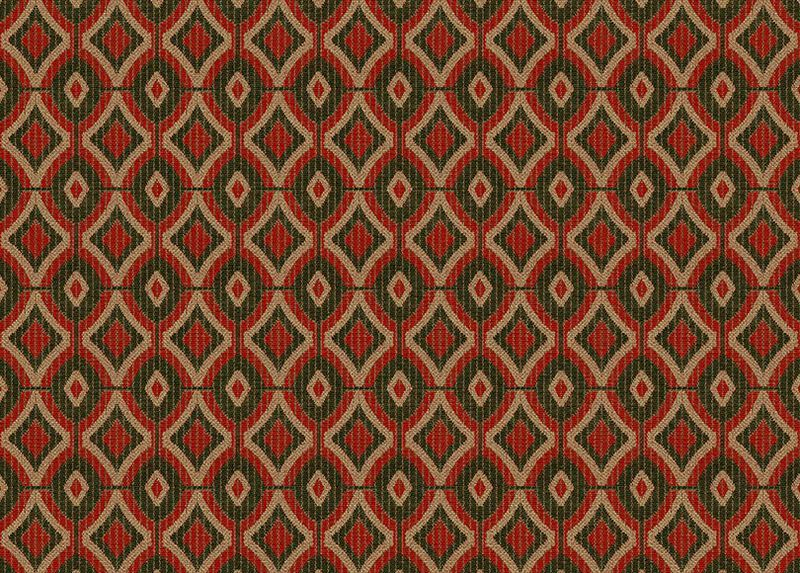 Macario Crimson Fabric by the Yard ,  , large_gray