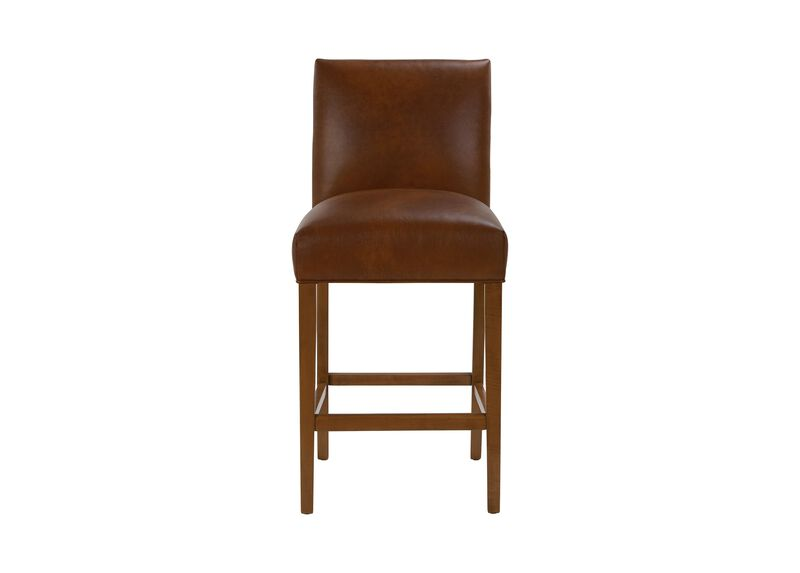 Thomas Leather Barstool ,  , large_gray