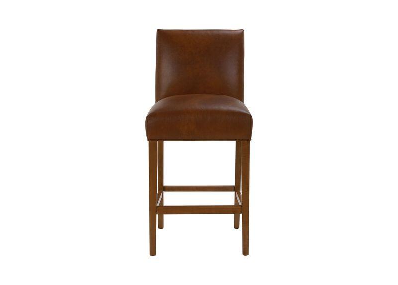 Thomas Leather Barstool ,  , large_gray