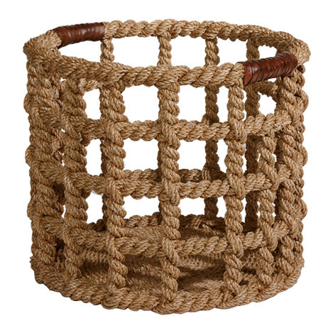 Bailey Island Floor Basket ,  , large