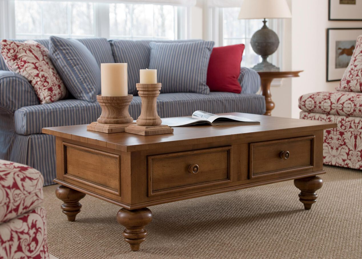 Henry Coffee Table , , alt · Ethan Allen ... - Henry Coffee Table Coffee Tables