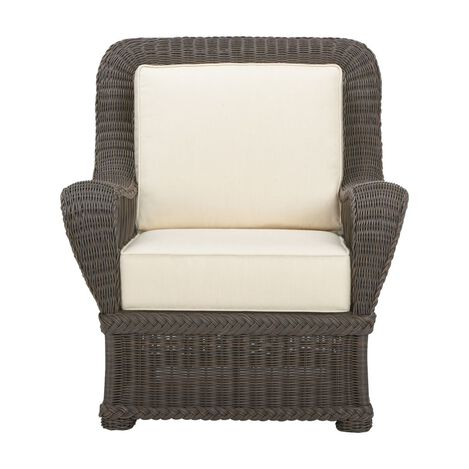Lakehouse Lounge Chair , , large - Shop Outdoor Lounging Outdoor Furniture Collections Ethan Allen