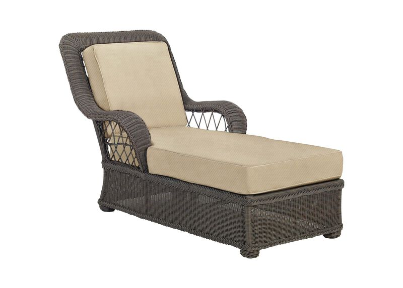 Lakehouse Chaise , Hatcher Oatmeal (P4233) , large_gray