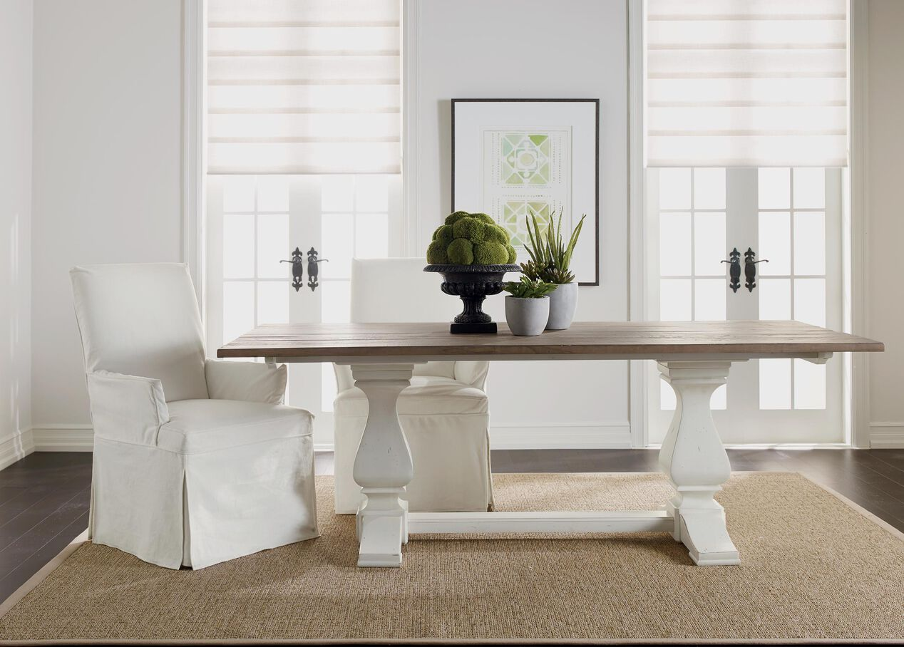 Ethan allen dining room furniture - Cameron Rustic Dining Table Alt Ethan Allen