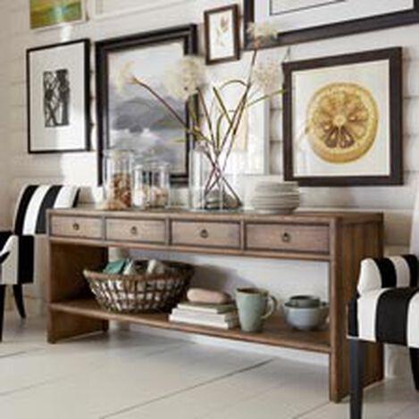 shop console tables | sofa and entrance tables | ethan allen